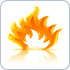 Fire Risk Icon